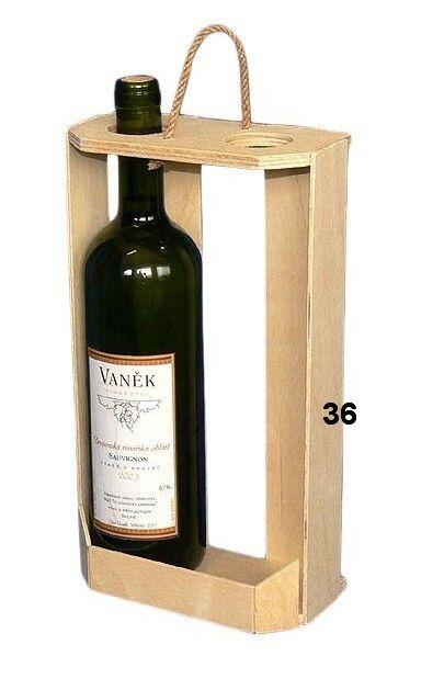 krabice na víno,duo
