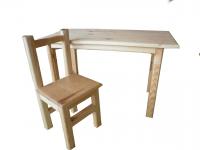Dětský stůl a židle velký