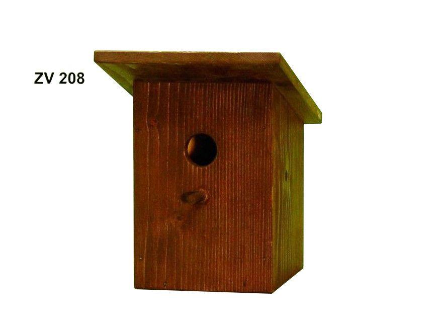 ptačí budka ZV 208