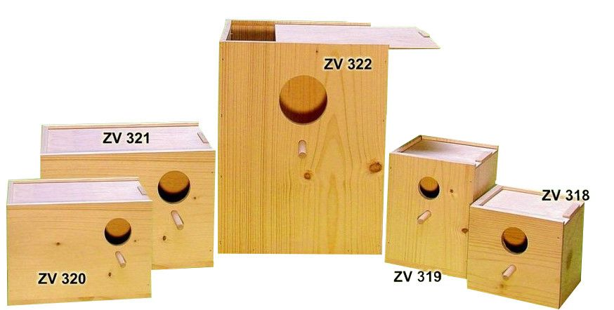ptačí budka ZV 322