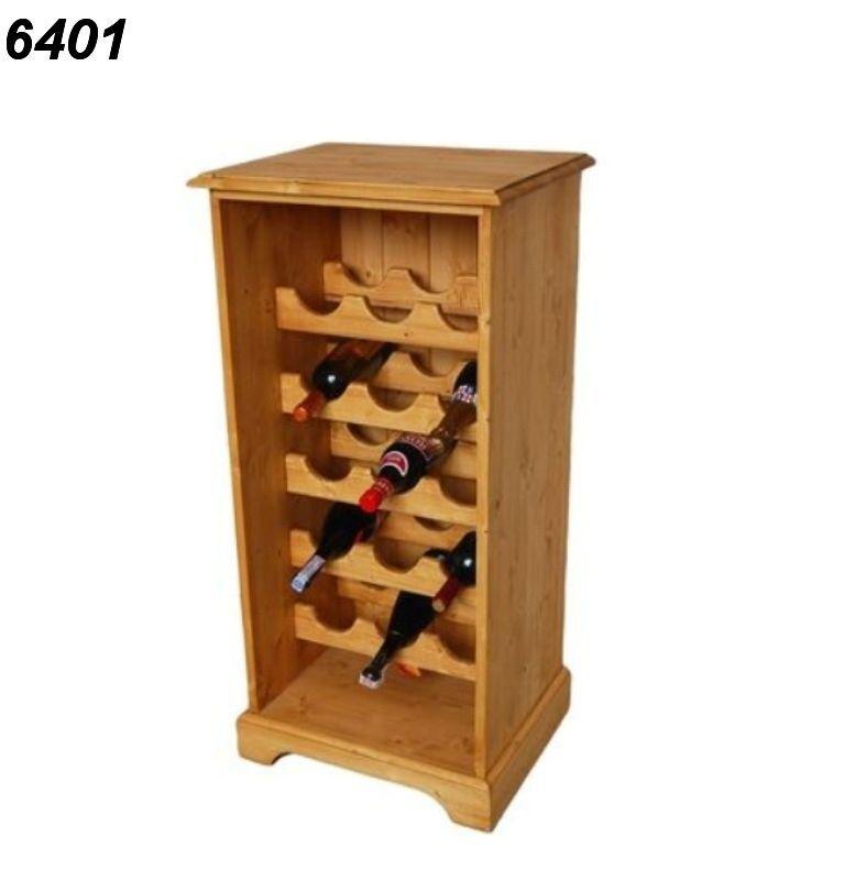 stojan na víno 5x3 skříň
