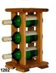Stojan na víno 3x1, sloup