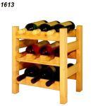 Stojan na víno, 3x3, regál