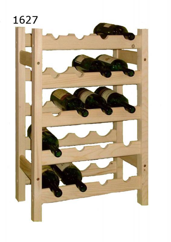 stojan na víno 5x4