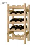 Stojan na víno 5x3, regál