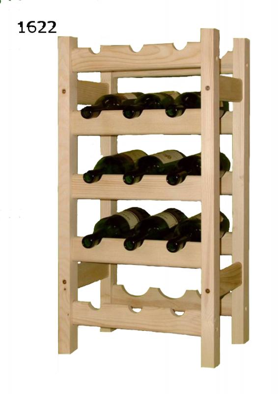 stojan na víno 5x3