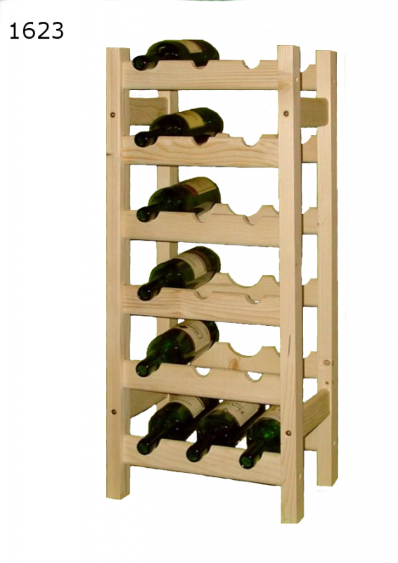 stojan na víno 6x3