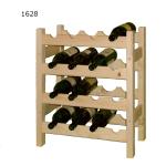 Stojan na víno 4x4, regál