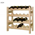 Stojan na víno 4x5, regál