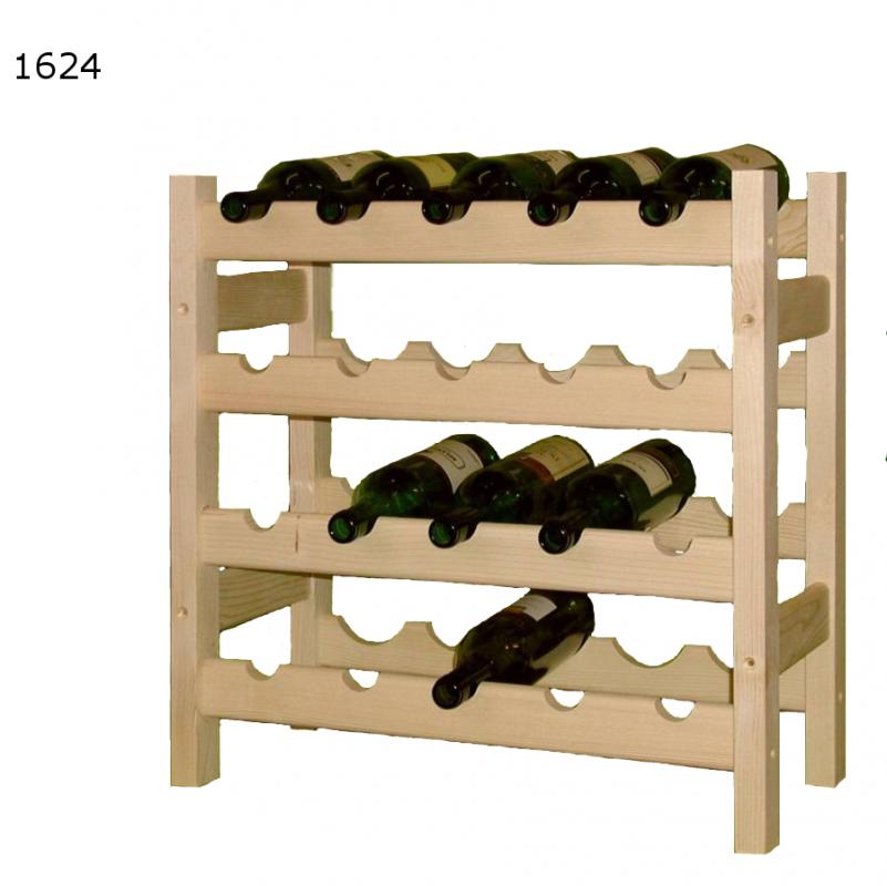 stojan na víno 4x5