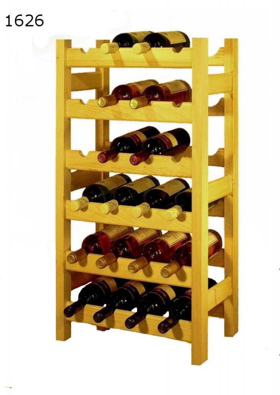 stojan na víno 6x4