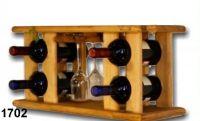 Stojan na víno, 4+2, kombi