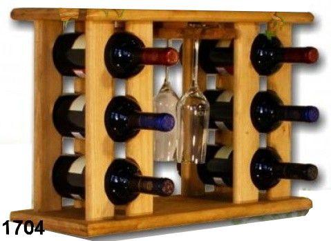 stojan na víno 6+6 kombi